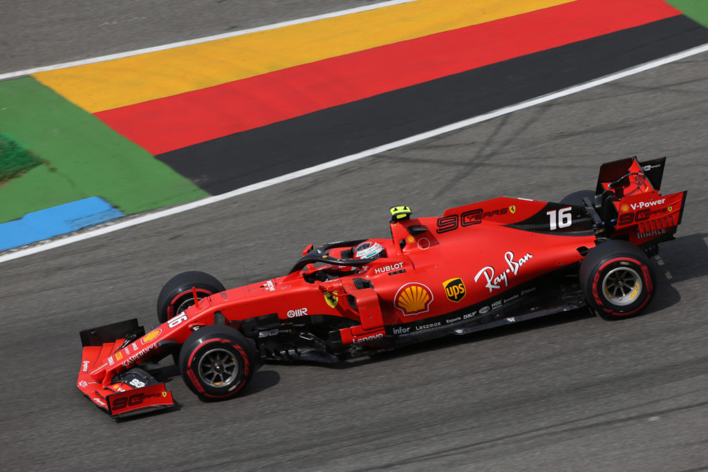 F1 | GP Germania, la griglia di partenza
