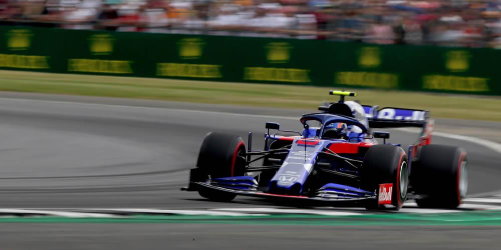 F1 | Honda, Red Bull e Toro Rosso confermano a Silverstone i progressi delle ultime settimane