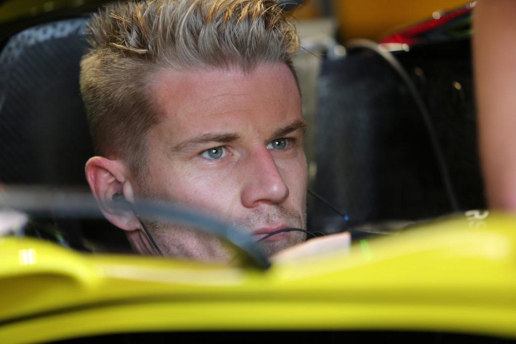 """F1   Renault, Hulkenberg: """"Giornata produttiva"""""""