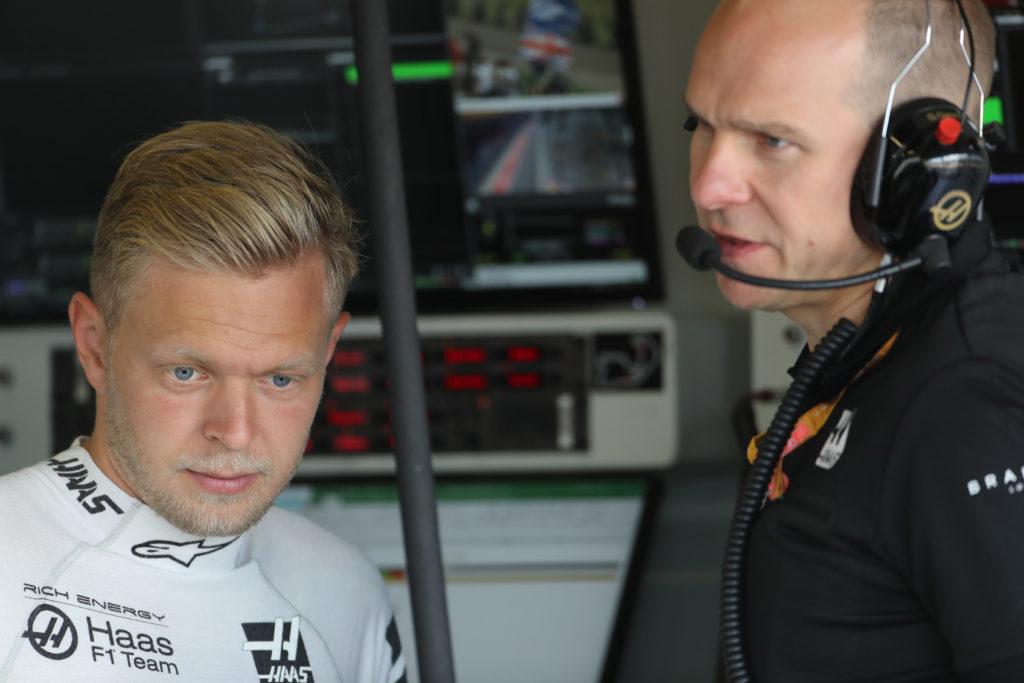 "F1   Haas, Magnussen: ""Giornata positiva"""
