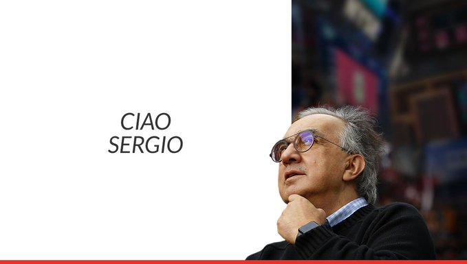 Sergio Marchionne: un anno fa ci lasciava l'ex dirigente FIAT