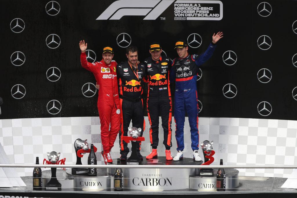 F1 | Pagelle GP Germania – Verstappen e Vettel in cattedra, Hamilton e Leclerc pasticciano sotto la pioggia