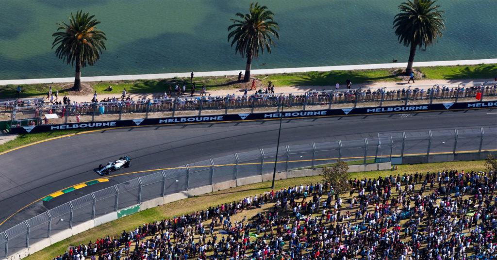 F1   Melbourne confermata fino al 2025