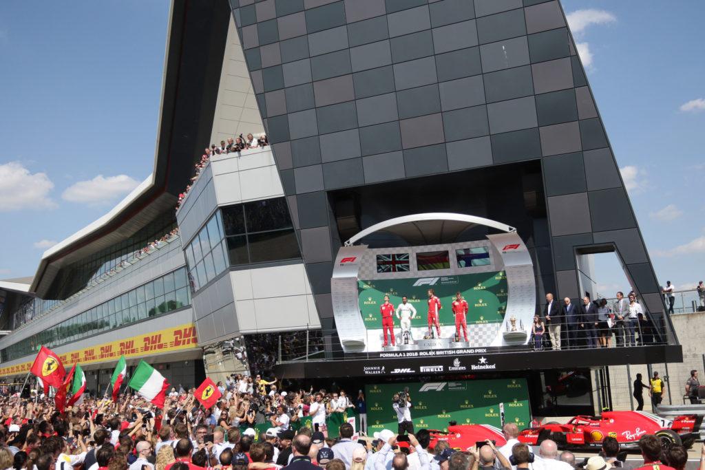 F1 | GP Gran Bretagna, ufficiale il rinnovo di Silverstone fino alla stagione 2024