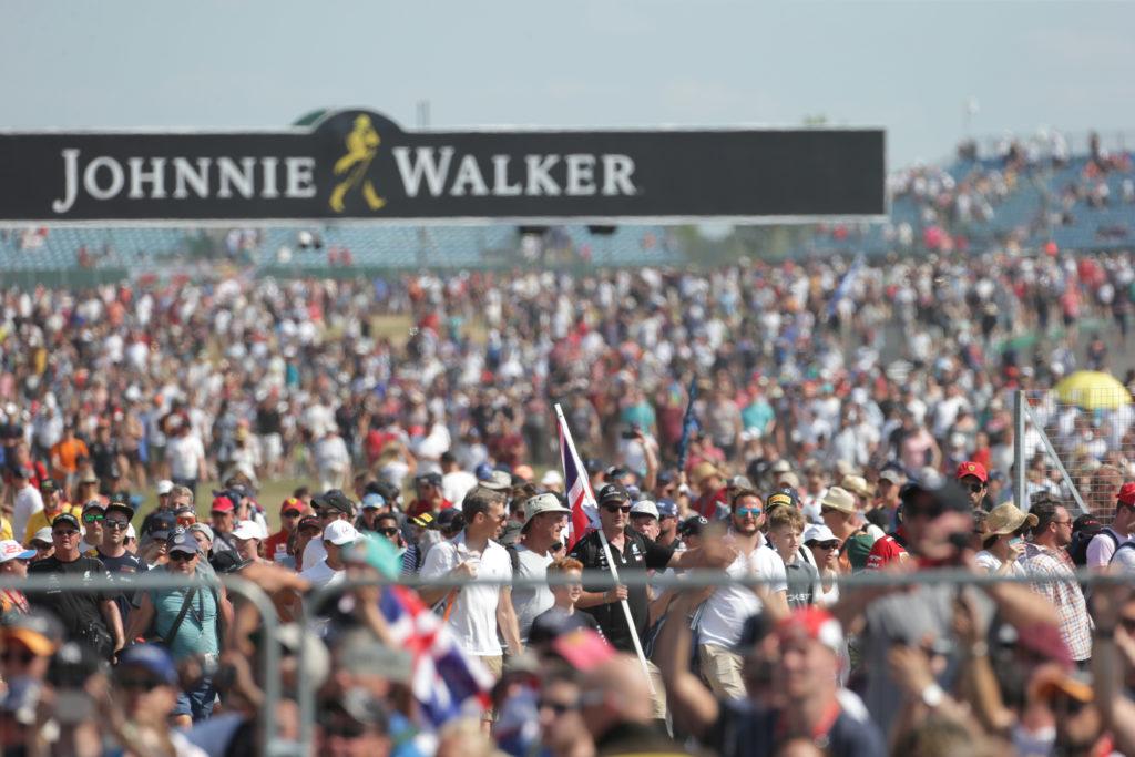 F1 | GP Gran Bretagna, Silverstone soddisfatta dell'accordo raggiunto con Liberty Media