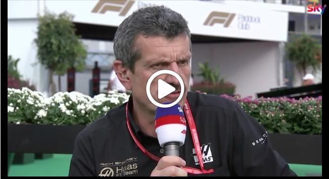 """Formula 1   Haas, Steiner sul mercato piloti: """"Ocon pedina che muoverà il mercato"""" [VIDEO]"""