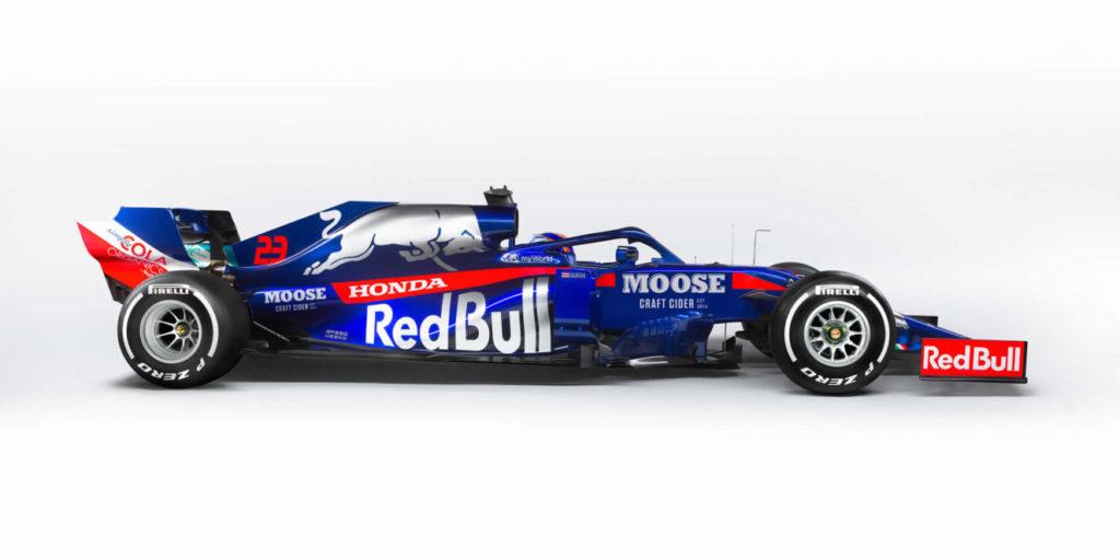 Formula 1 | Toro Rosso, Moose Craft Cider nuovo sponsor della squadra