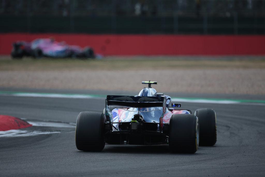 F1   Toro Rosso, Kvyat e Albon pronti per il round di Silverstone