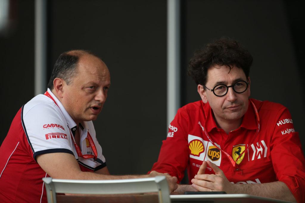Alfa Romeo Racing nomina Jan Monchaux come nuovo direttore tecnico