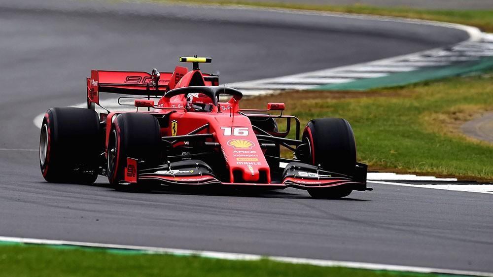 F1 | Ferrari, Leclerc sfiora la pole nelle qualifiche di Silverstone