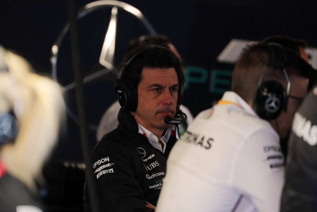 """F1   Wolff: """"Dobbiamo fare attenzione ai problemi di affidabilità"""""""