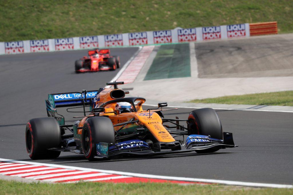 F1 | La McLaren cresce a vista d'occhio, ma qualcuno si è accorto di Carlos Sainz?