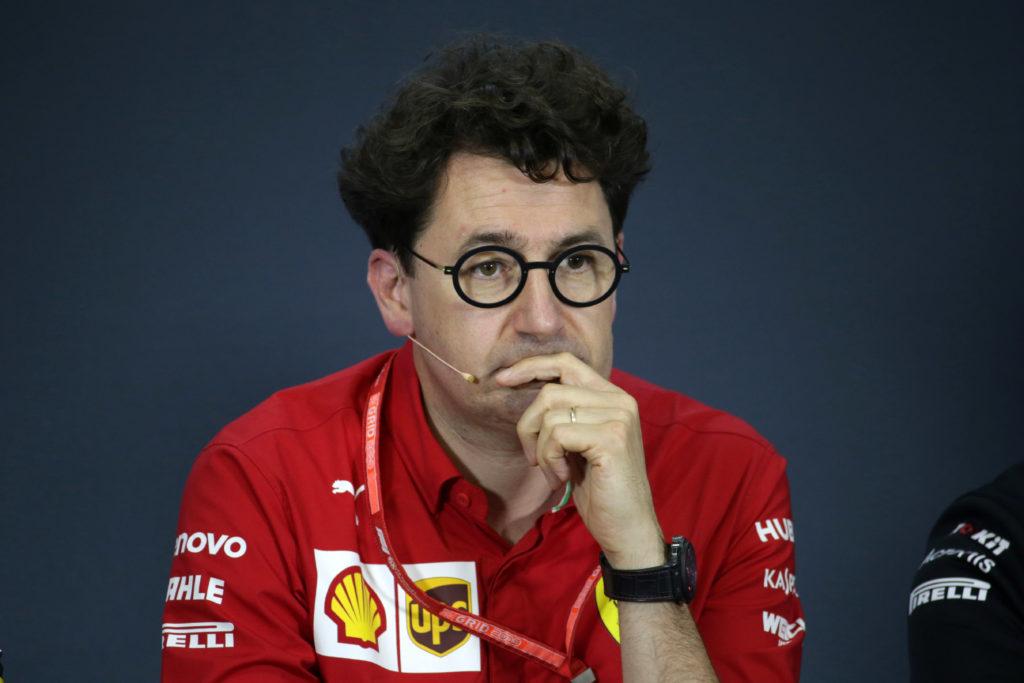 F1 | Ferrari, Binotto sulle qualifiche dell'Hungaroring: