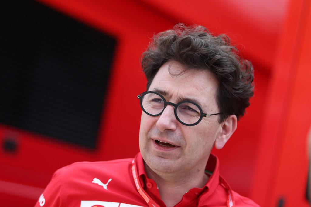 F1   Ferrari, Binotto sulle qualifiche dell'Hungaroring: