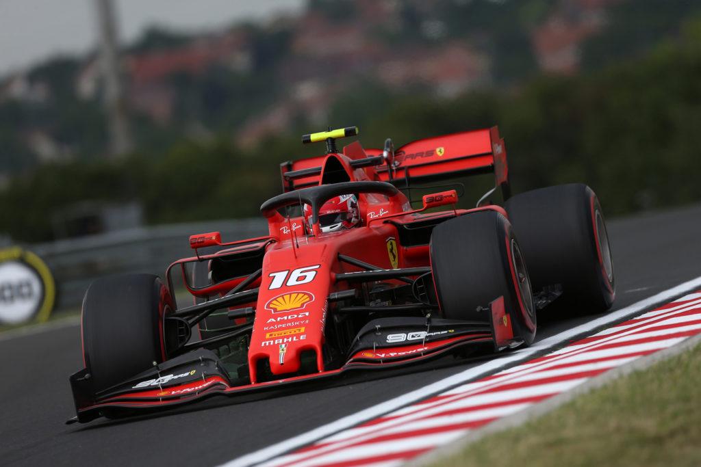 F1 | Ferrari, domani filming day per Leclerc sulla pista di Monza