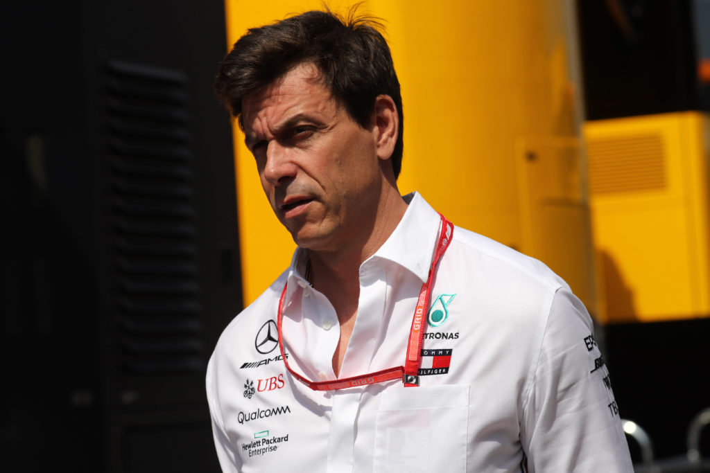 "F1 | Mercedes, Wolff: ""La Ferrari sarà competitiva a Budapest"""