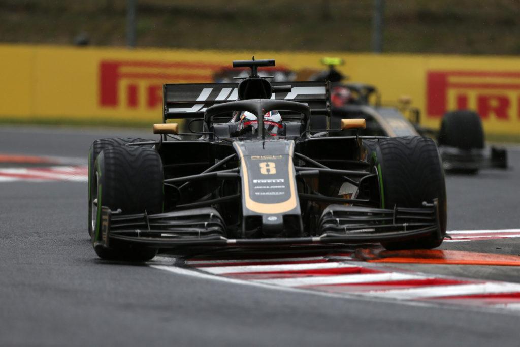 """F1   Haas, Grosjean: """"Abbiamo fatto dei progressi nel pomeriggio"""""""