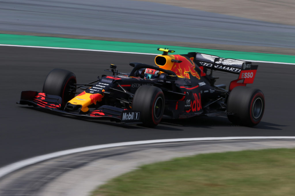 """F1   Red Bull, Gasly a otto decimi da Verstappen: """"Ho commesso degli errori"""""""