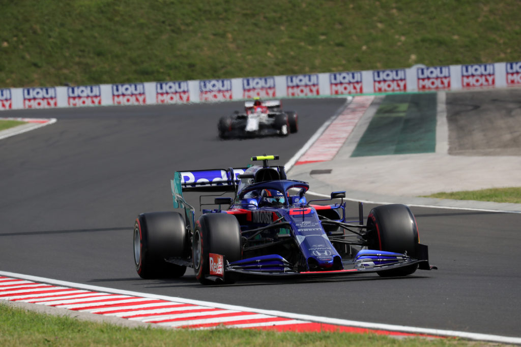 F1 | Toro Rosso, Albon e Kvyat soddisfatti dopo le qualifiche di Budapest