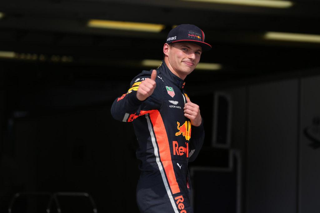 """F1   Red Bull, Verstappen al settimo cielo per la prima pole: """"Giornata fantastica"""""""