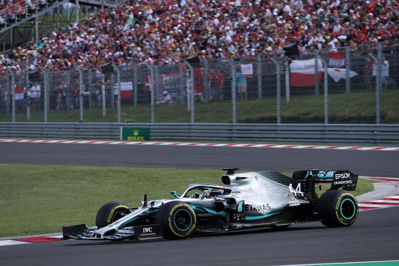 F1 | GP Ungheria: straordinaria vittoria di Lewis Hamilton