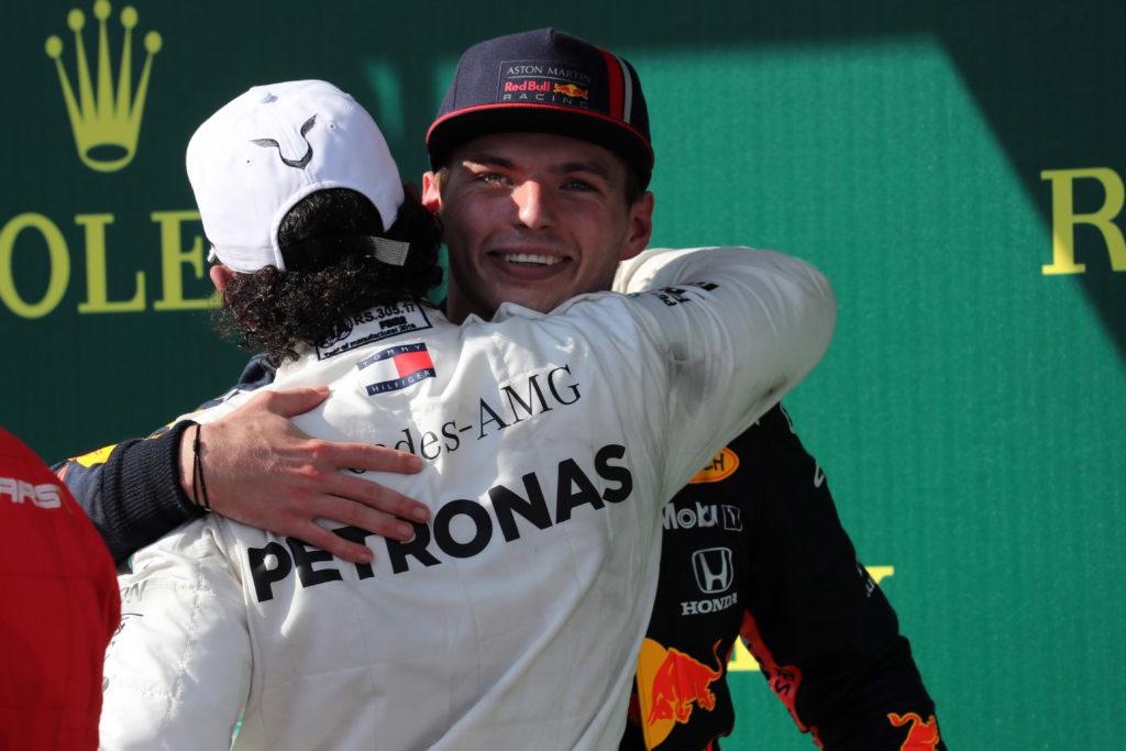 """F1   Red Bull, Verstappen: """"Ho dato tutto, ma non potevo fare altro contro Lewis"""""""""""