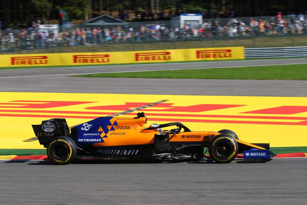 F1 | McLaren, Sainz e Norris ottimisti nonostante i tempi del venerdì