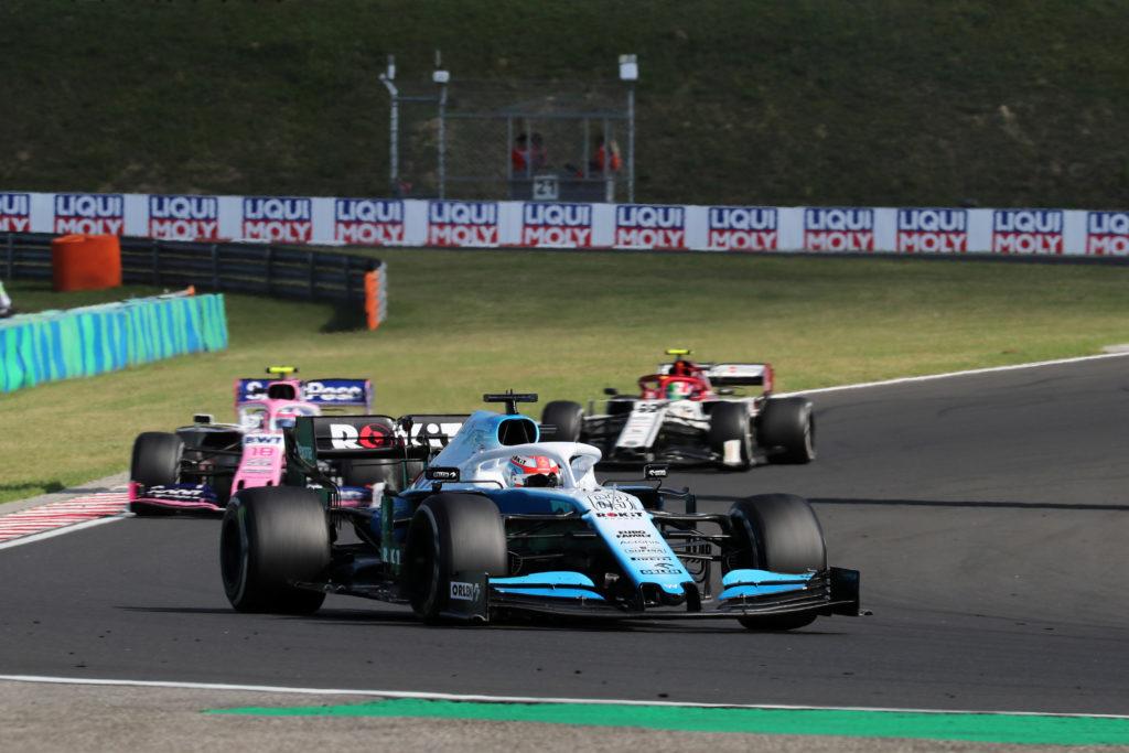 """F1   Williams, Russell: """"Abbiamo fatto un buon passo in avanti"""""""