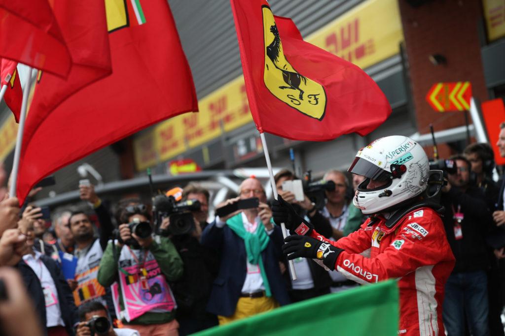 F1 | Spa 2018, l'ultima vittoria di Sebastian Vettel
