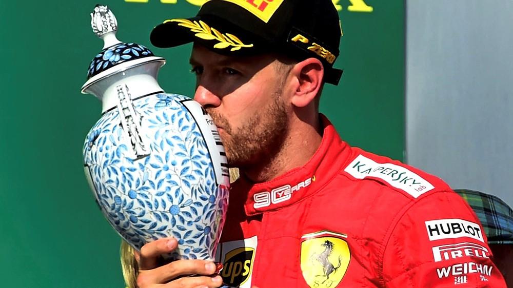 F1 | GP Ungheria, Vettel porta la Ferrari sul podio