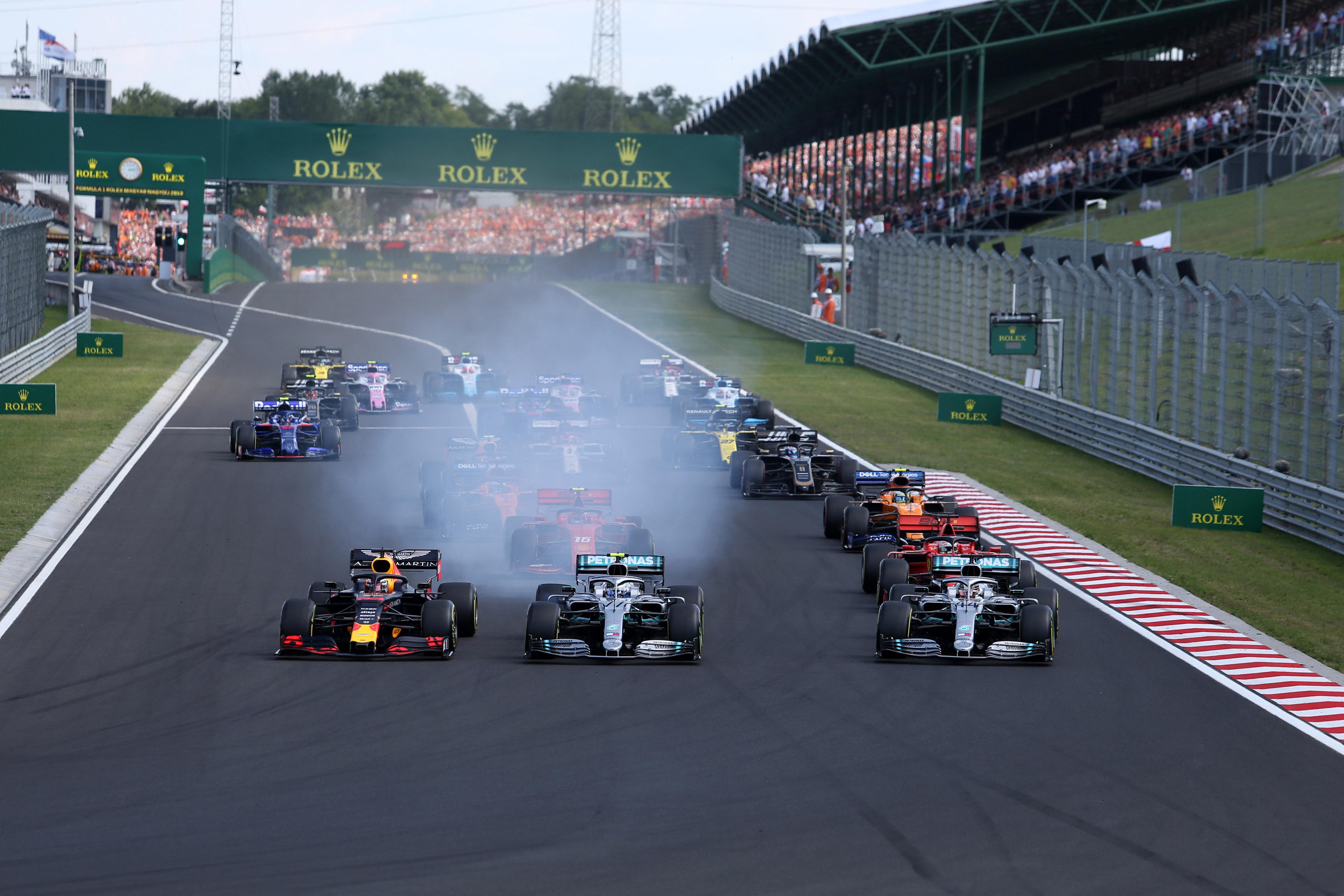 Calendario F1 2020 Tv8.Formula 1 F1 2020 Svelato Il Calendario Ufficiale Della