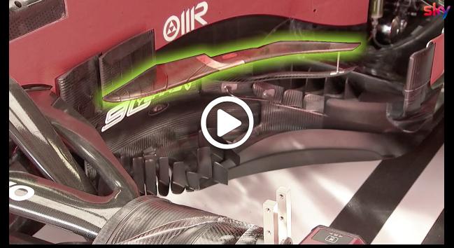 Formula 1 | GP Ungheria, Ferrari in pista nelle FP1 con diverse novità tecniche [VIDEO]