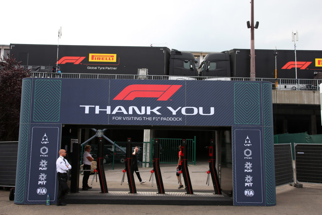 F1 | GP Belgio, gli orari del week-end su Sky Sport F1 HD