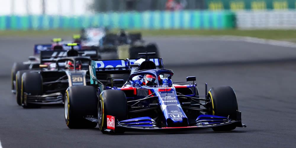 """F1   Toro Rosso, Tost soddisfatto dopo l'Hungaroring: """"Performance buona"""""""