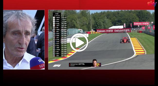 "Formula 1   Renault, Prost rivela: ""Ocon non è più un pilota Mercedes"" [VIDEO]"