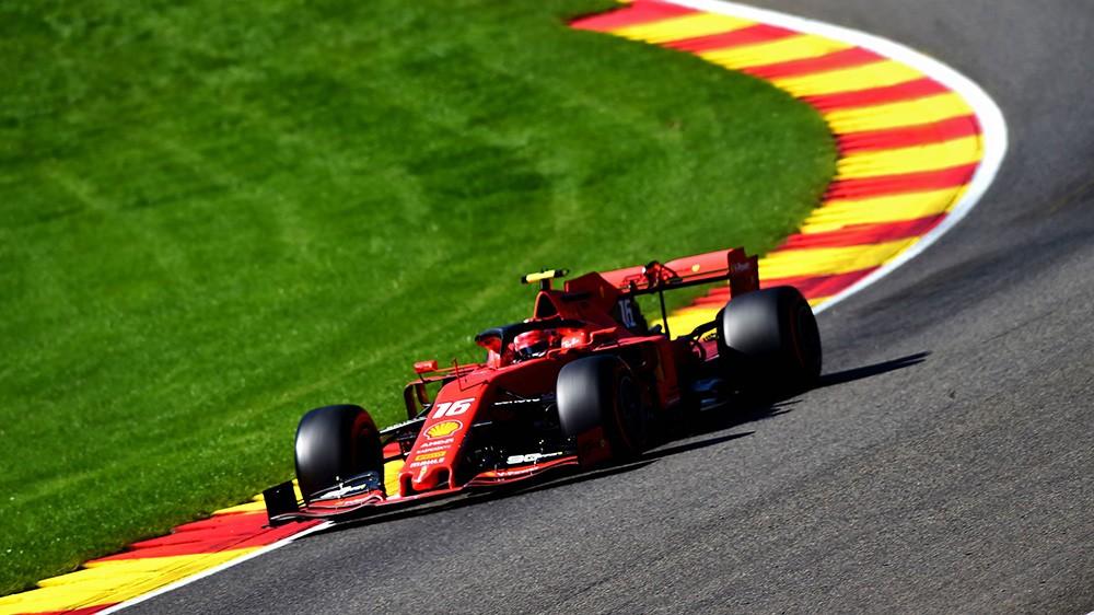 Formula 1   GP Belgio, Ferrari completa un venerdì secondo programma