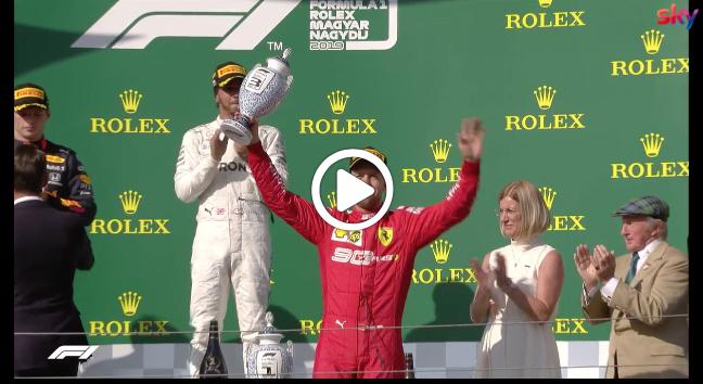 F1 | GP Belgio, Ferrari alla riscossa dopo la delusione dell'Hungaroring [VIDEO]