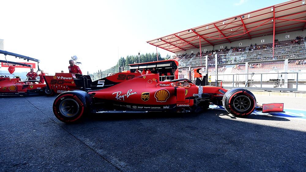 Formula 1 | GP Belgio, Vettel e Leclerc comandano le FP1 di Spa