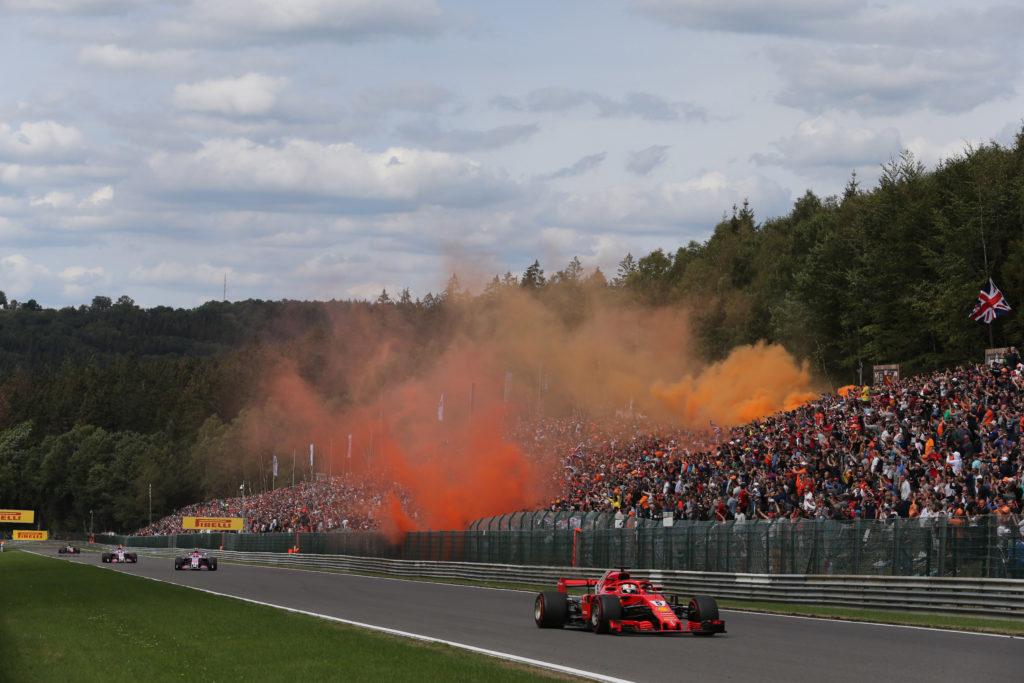 Formula 1 | GP Belgio, confermate le zone DRS per il week-end di Spa