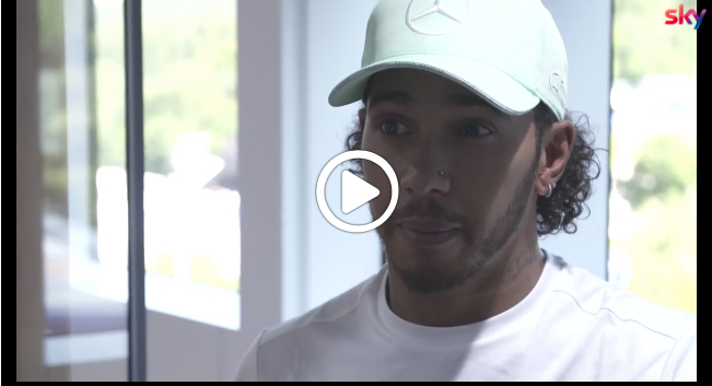 "F1 | GP Belgio, Hamilton analizza le libere: ""Gap con Ferrari in rettilineo, ma sono fiducioso"" [VIDEO]"