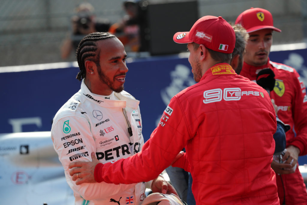 "F1 | Mercedes, Hamilton: ""La pole era irraggiungibile oggi"" [VIDEO]"