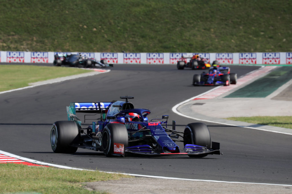 """Formula 1   Toro Rosso, Kvyat sulla promozione di Albon: """"Non mi aspettavo nulla"""""""