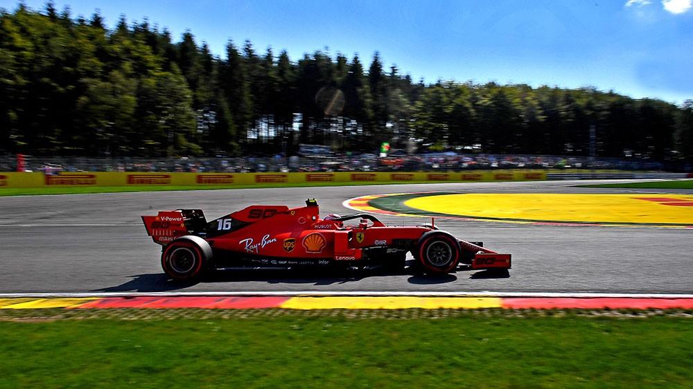 Formula 1 | GP Belgio, Ferrari completa la prima fila a Spa