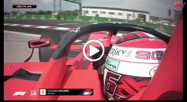 Formula 1 | GP Ungheria, che paura Leclerc! Finisce contro le barriere durante la Q1 [VIDEO]