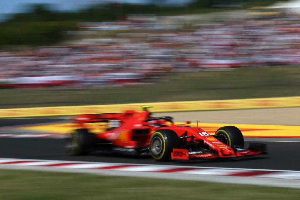 """Formula 1   Leclerc sulla sfida con Verstappen: """"Bello ritrovarsi in F1"""""""