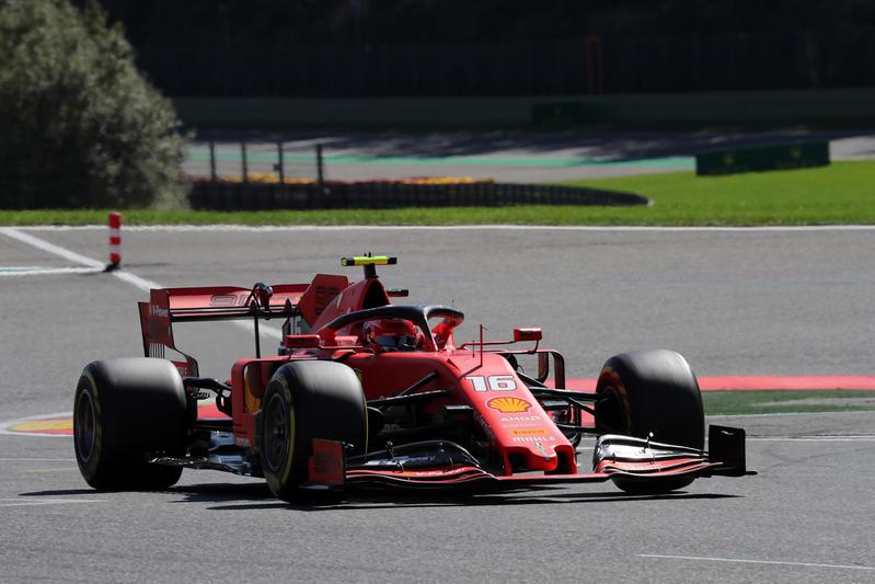 F1 | GP Belgio: pole position di Leclerc, Vettel chiude la prima fila