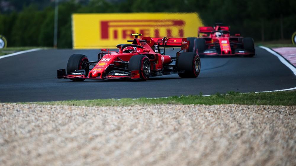 Formula 1 | GP Ungheria, venerdì interlocutorio per la Ferrari a Budapest
