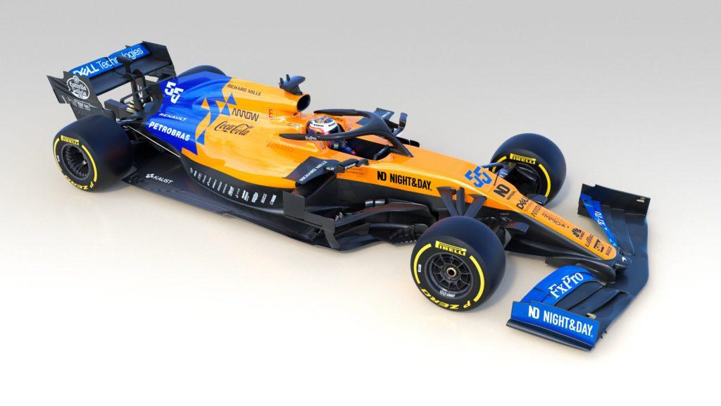 Formula 1   GP Belgio, McLaren in pista con una livrea modificata