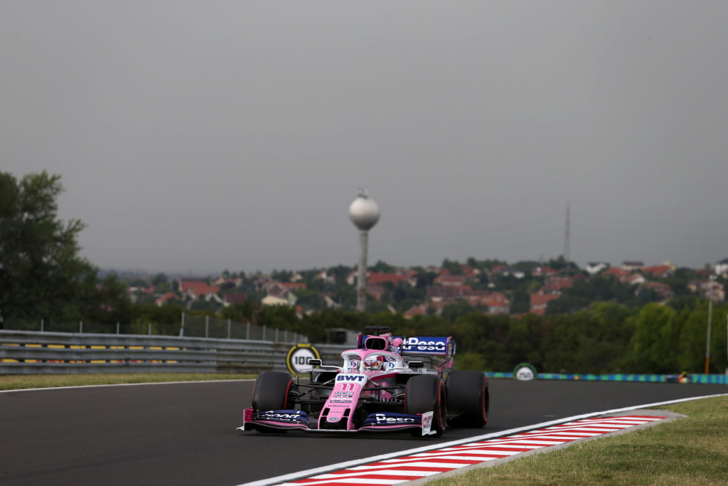 Formula 1 | GP Ungheria, Racing Point fuori dalla top ten all'Hungaroring