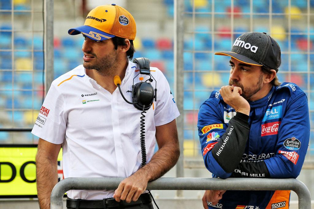 "F1 | Sainz: ""Non mi sento oscurato da Alonso"""
